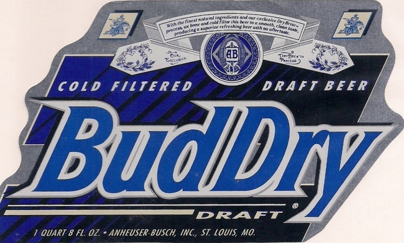 40ozMaltLiquor com - Bud Dry